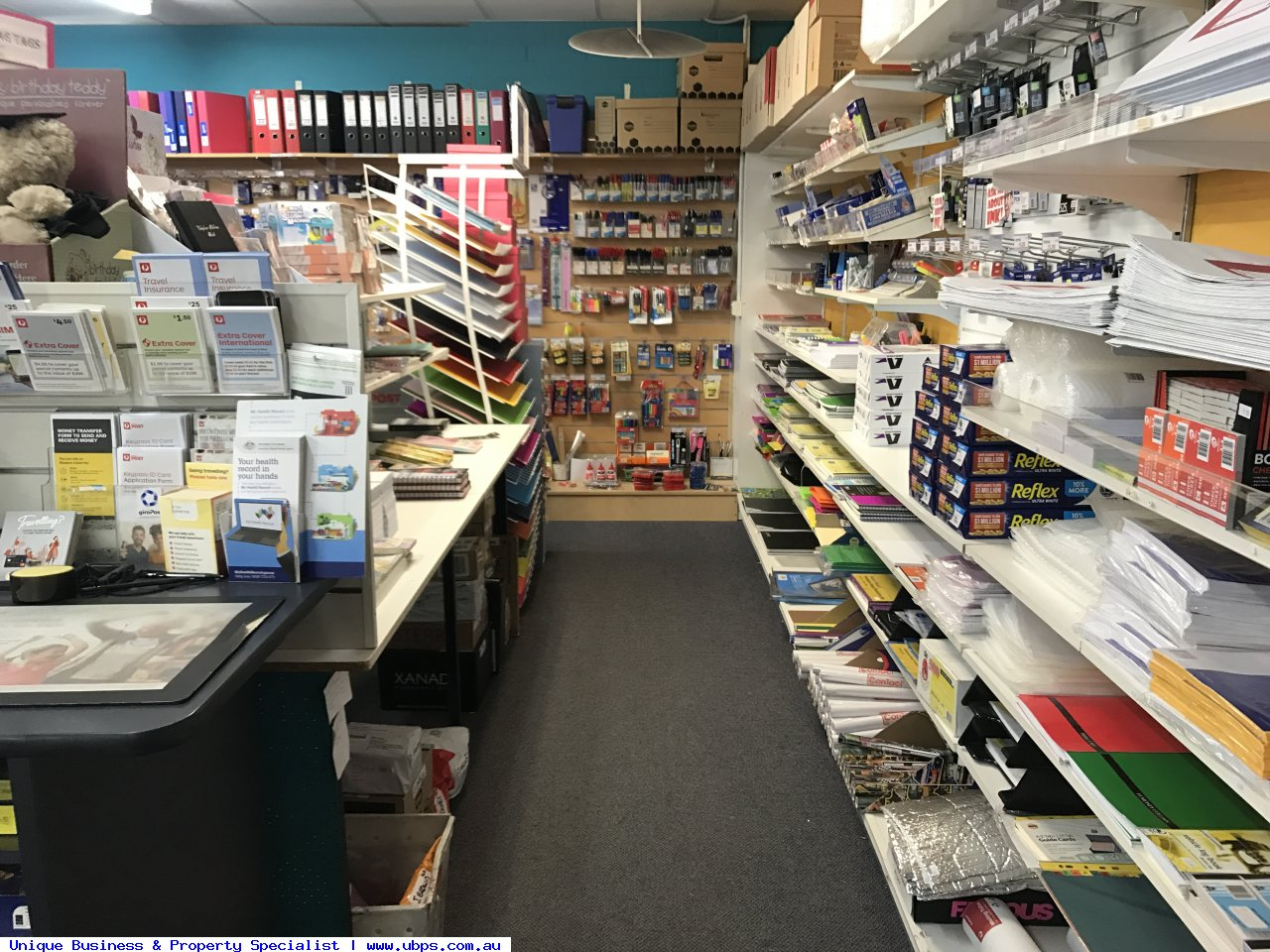All Agencys - Post Office, Newsagency, Lotteries